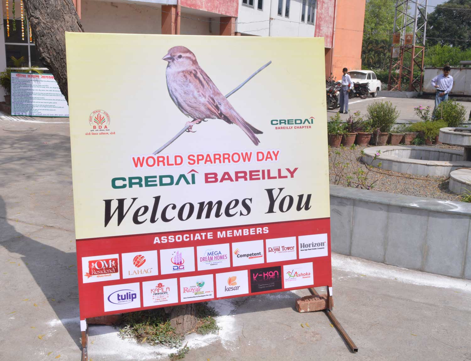 Credai Vision and Mission